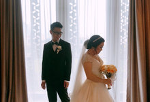 Yansen & Indah; 6 Des 2020 by Kingdom wedding organizer