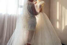 Freddy & Yuan; 12 Des 2020 by Kingdom wedding organizer