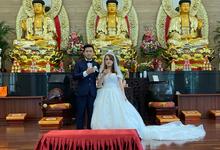 Randy & Dewi; 28 Feb 2021 by Kingdom wedding organizer