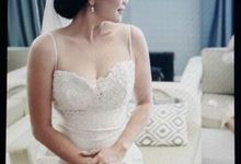 Wedding Gown in Bali by Kings Bridal & Tailor