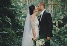 Wedding of Isaac & Soma [ Wedding Gown in Bali ] by Kings Bridal & Tailor