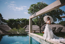 Prewedding in Bali by Kings Bridal & Tailor
