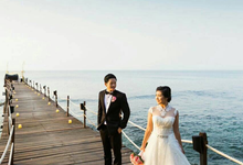 Wedding of Andrea & Jane [ Wedding Gown in Bali ] by Kings Bridal & Tailor