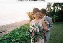 Wedding in Bali by Kings Bridal & Tailor