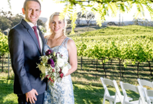 Wedding in Australia by Kings Bridal & Tailor