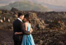 Bali Prewedding by Kings Bridal & Tailor