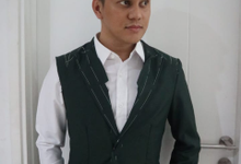 Arief Muhammad X Tokopedia X Kings Tailor & Co. by KINGS Tailor & Co.