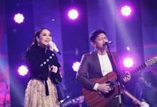 Ariel Noah & Bunga Citra Lestari ( Live Concert ) by KINGS Tailor & Co.