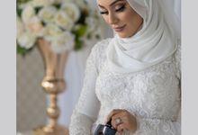Karim & Shayma wedding by Kings weddings film & photography