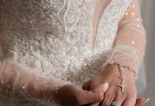Danny & Louise wedding by Kings weddings film & photography