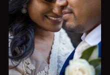 Harsha & Tashka wedding by Kings weddings film & photography
