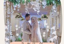 Wedding Of Mina & Hanif by Madina weddings