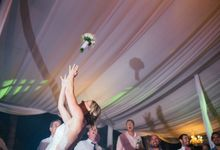 Kirsten and Clint wedding in bali by hery portrait
