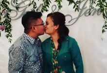Wedding at Food For Thought by The Olive 3 (S) Pte Ltd