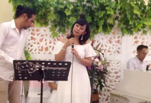 The Wedding Of Brian and Icha - 10 February 2018 by KittyCat Entertainment