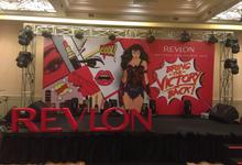 Sales Award Revlon Indonesia by KittyCat Entertainment