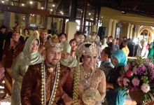 The Wedding of Rara & Medha by KittyCat Entertainment