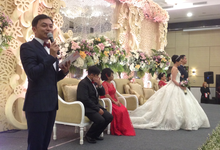 'The Doctors' dr. Stephanie & dr. Nelwan Wedding's by KittyCat Entertainment