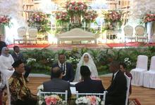 Joyeux Mariage Ina & Hassane by KittyCat Entertainment