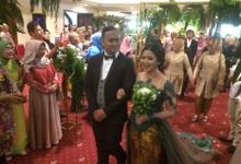 The Wedding of Ratna & Farhan  by KittyCat Entertainment