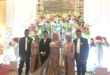 Yuanita & Taufik Wedding Day by KittyCat Entertainment