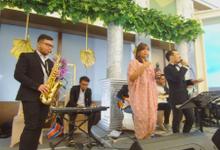 Iko & Rezanda Wedding's by KittyCat Entertainment