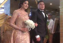 for Annisa & Agung by KittyCat Entertainment
