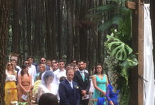 Nova & Paolo Wedding Party by KittyCat Entertainment