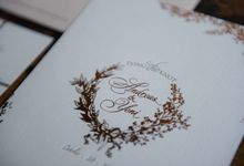 Andreas & Yeni's Wedding by natasha design