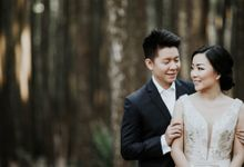 Pre Wedding Of Kevin & Jessica by MORDEN