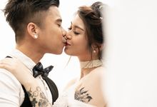 Singapore Pre-wedding Photoshoot by Angel Chua Lay Keng Makeup and Hair