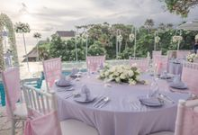Valentine Wedding in Bali by CITTA Wedding