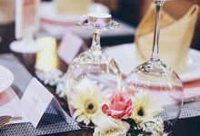 Basic Table Decoration by Wonder Wheel Project