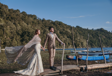 Bali prewedding Rudy & Imelda  by Klik Studio