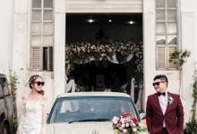 Tia & Joe wedding by Klik Studio