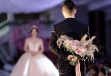 The wedding of Franco + Stephany  by Klik Studio
