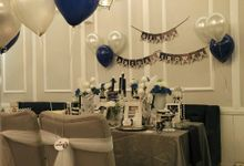 Gina's Bridal Shower by Hits.co party planner