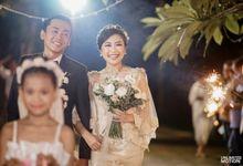 Stefani & Aziz Wedding by Klub Kelapa Gading