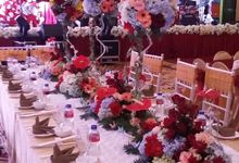 The Wedding Mr.Eric & Mrs.Peggy Grand Royal by Emerald Decoration