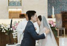 Holy Matrimony Kevin & Megawati by WYMM Organizer