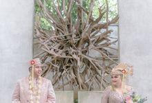 Akad Nikah Citra & Anggi by Sirih Gading Catering