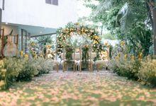 Wedding Aisyah & Eskandar by Azila Villa