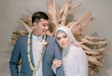 Wedding Aisyah & Eskandar by Azila Villa