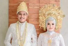 Akad Nikah Aisyah & Eskandar by Sirih Gading Catering
