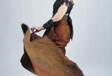Etnic Gown Projects by Vintageopera Slashwedding