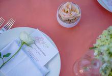 Kayumanis Jimbaran - Wedding Dinner in the garden by Kayumanis Jimbaran Private Estate & Spa