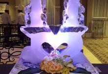 Wedding Reception on 4 June 2016 by Hotel Gran Mahakam