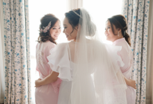 BRIDESMAIDS ROBE by Knots Robes