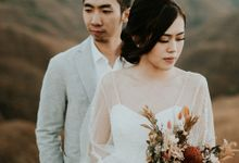 The Prewedding of Kevin & Kerly by Kimi and Smith Pictures