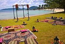 Weddings at  Koh Samui by Dreamcatchers Events